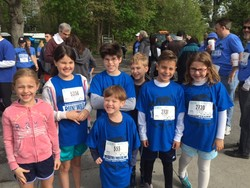 AOSJ Students Raise Money For A Good Cause At 'Run for the Wild' Fun Run